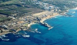 Caesarea-arial-view